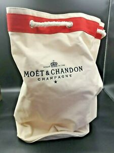 French Champagne Moet & Chandon authentic Duffel Bag