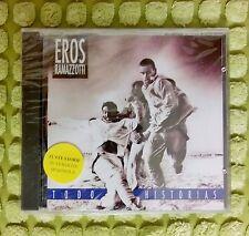 EROS RAMAZZOTTI-CD TODO HISTORIAS PRIMA STAMPA 1993-DDD Versione RARA! Sigillato
