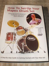 How to Set up your Mapex Drum Set DVD