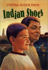 Indian Shoes-ExLibrary
