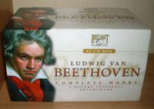 CD de musique en coffret symphonie avec compilation