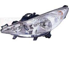 Peugeot 207 06-12 mit Kurvenlicht - Scheinwerfer links H7 H7 H1