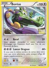 Boréas - XY3:Poings Furieux - 86/111 - Carte Pokemon Neuve Française