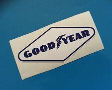 Goodyear calcomanía / etiqueta adhesiva X2