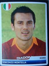 Panini 156 Vincenzo Montella AS Roma UEFA CL 2006/07