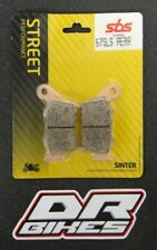 CCM 604 600 RS 2001 SBS Street Sintered Rear Brake Pads 675LS