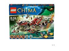 LEGO 70006  Chima Cragger's Command Ship  BRAND NEW