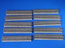MARKLIN H0 - 5106 - 10x  STRAIGHT RAILS - M Track (31)