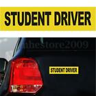 12x3″ Student Driver Reflective Magnetic Magnet Car Vehicle Sign Safety Decal