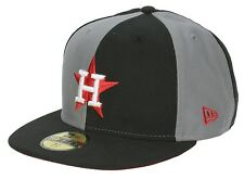 New Era Equipo Wheeler Houston Astros 59 Fifty Gorra Negro/Gris Talla 7+3/8 (58.7 Cm)