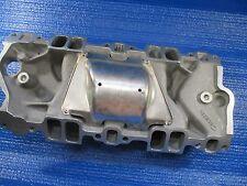 Aluminum intake manifold heat shield. Corvette Camaro Z28 New 3758369 guard