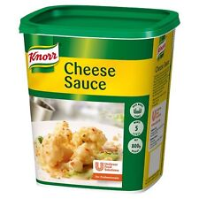 KNORR fromage sauce Mélange 5 LITRES 800g