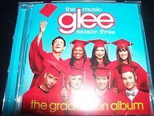 Glee The Music The Graduation Album Season Three Soundtrack CD – Like New