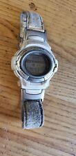 Rare Vintage Casio Digital Watch 1633 G-SHOCK G-COOL 1998 MODEL GT-008 SILVER