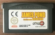 James Pond Codename Robocod for Nintendo Gameboy Advance GBA - Genuine