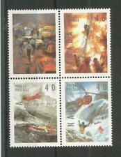 CANADA 1991 EMERGENCY SERVICES SG,1441-1444 UM/M NH LOT 7192A