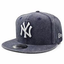 New York Yankees RUGGED HUE Snapback 9Fifty MLB Hat - Navy