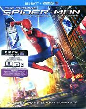 THE AMAZING SPIDER MAN  le destin d un heros  bluray+dvd    neuf  ref 0209163
