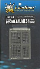 Lion Roar 1/35th Scale Metal Engine Screen Mesh Item No. LE35106 for AFV Club