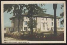 Postcard Ottawa Canada French Embassy 1930's