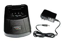 Rapid Charger for Motorola P200,P210,HT600,HT800,MT1000,MTX800/900 etc. Battery