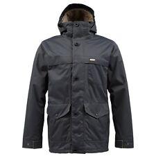 Burton Hellbrook Snowboard Jacket (L) Quarry