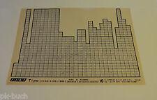 Microfich Catalogo parti di ricambio FIAT TIPO (1100 - 1370 - 1580) 60331857