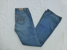 WOMENS ABERCROMBIE AND FITCH BOOTCUT JEANS SIZE 2x32.5 #W1864