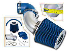 BCP BLUE 06-08 Honda FIT JAZZ 1.5 1.5L L4 Air Intake Racing System + Filter