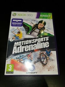Motionsports Adrenaline Microsoft Xbox 360 Kinect Sports Game, 1st Class Post
