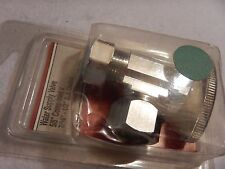 """Lasco 06-7283 Water Supply Valve 1/4 Turn 5/8"""" Comp Inlet X 7/16"""" - 1/2"""" S.J."""