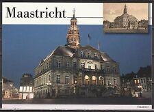Voorgefrankeerde ansichtkaart Maastricht Stadhuis - Postcard