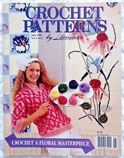 Herrschners Crochet Patterns Magazine Topsy Turvy Doll Bouquets 1992