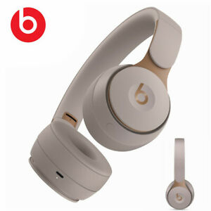 Beats By Dr. Dre Solo Pro Bluetooth Noise Cancelling Wireless On-Ear Headphones