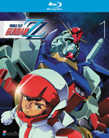 Mobile Suit Gundam ZZ Collection 1 [New Blu-ray]