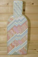 "Rosenthal Studio-Linie 3775/26 Zig-Zag Bottle Shaped Vase, 10 3/8"" -RARE"