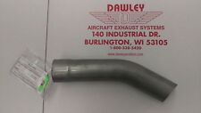 FAA-PMA RIGHT HAND TAILPIPE FOR CESSNA 150 AIRPLANE - 0450338-66 E-477-004