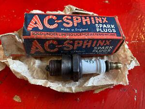 Vintage AC sphinx Spark Plug Old Collectable Spark Plug K7V