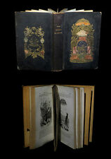 [Cartonnage romantique] SWIFT (Jonathan) - Voyages de Gulliver, ill. GRANDVILLE.