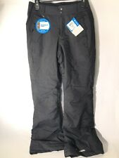 COLUMBIA Modern Mountain 2.0 Black Snow Ski Snowboard Pants Womens size XS