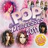 Various Artists : Pop Princesses 2011 CD Album with DVD 2 discs (2011)
