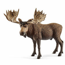 Schleich Americas Wild Life - MOOSE BULL 14781 - New with Tag