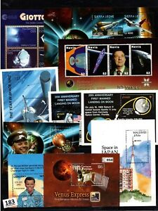 // WHOLESALE - MNH - 10 S/S - SPACE