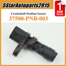 New OEM Crankshaft Position Sensor 37500-PNB-003 For Honda Civic CR-V Acura RSX