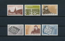 Suriname   689-94 MNH, World Chess Championship, 1984