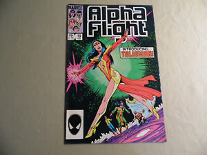 Alpha Flight #19 (Marvel 1985) Free Domestic Shipping