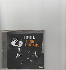 Franz Ferdinand-Tonight UK promo cd album