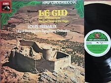 ESD 7040 STEREO QUAD UK MASSENET LE CID BALLET LOUIS FREMAUX TAS LISTED