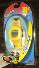 Rare 1998 Pokemon Pikachu #25 Animation & Sound C Watch NEW SEALED