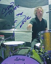 Daxx Nielsen Signed Autographed 8x10 Photo Drummer of Cheap Trick COA B